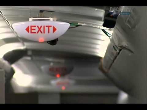 Airbus A380 Evacuation Test