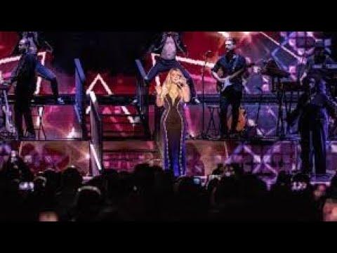 Mariah Carey - Live At The Royal Albert Hall London - Night 1