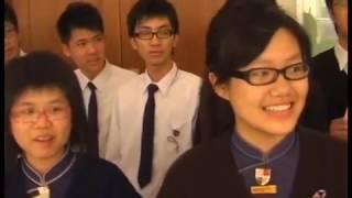 2008年瑪利諾神父教會學校中七同學