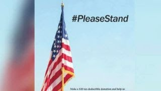 NFL rejects vet's ad