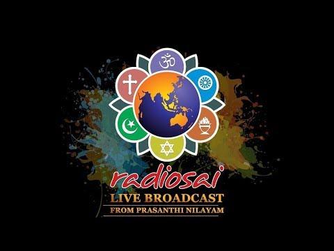 Commencement of International Veda Conference (Evening Program) at Prasanthi Nilayam - 20 Nov 2017