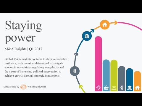 Allen & Overy M&A Insights Q1 2017: Staying power animation