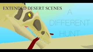 (EXTENDED DESERT SCENES)A Different Hunt(PACAK2017)