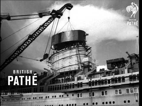 Ships In The Clyde AKA Clyde Shipbuilding (1948)
