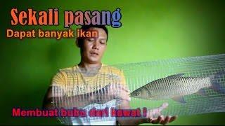 Download Video Membuat BUBU Dari kawat untuk menjebak ikan MP3 3GP MP4