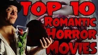 Top 10 Romantic Horror Movies - Count Jackula