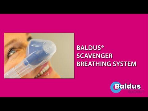 Baldus Scavenger Breathing System For Nitrous Oxide Sedation
