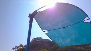 Kayak Bimini Sunshade from Hobie