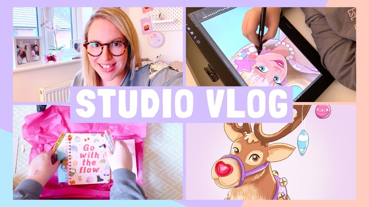 STUDIO VLOG | The Last One for 2019! | #020