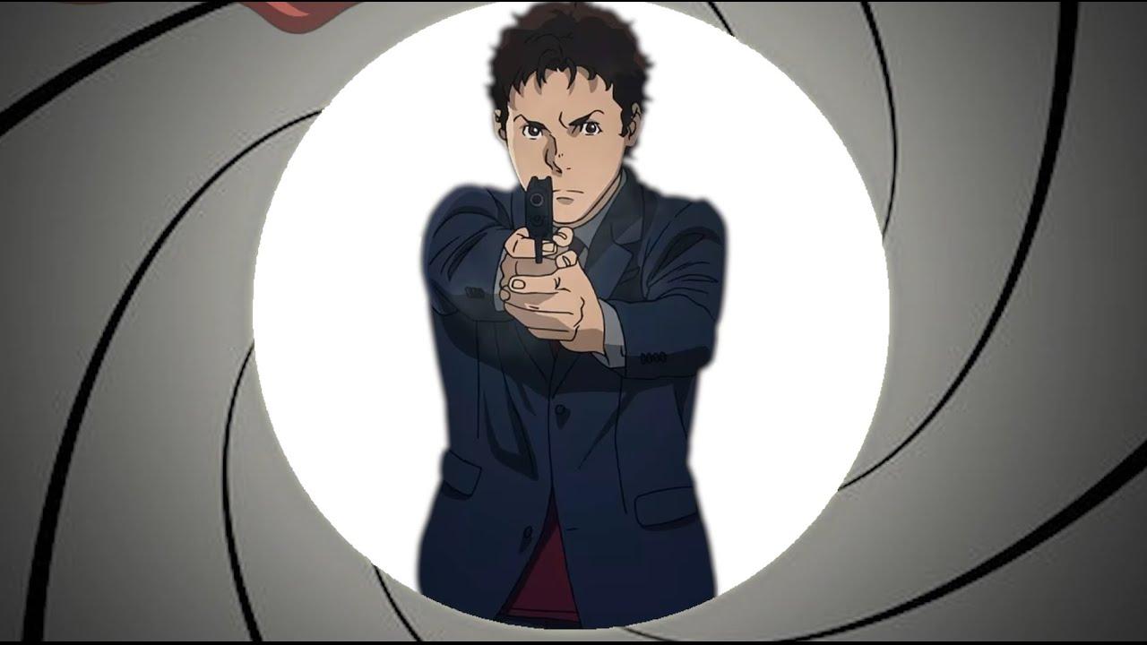 Is Hathaway's Flash Gundam's Version of 007???