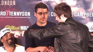 Bellew vs Haye 2 - FINAL FULL Pre-Fight Press Conference - Tony Bellew v David Haye Rematch
