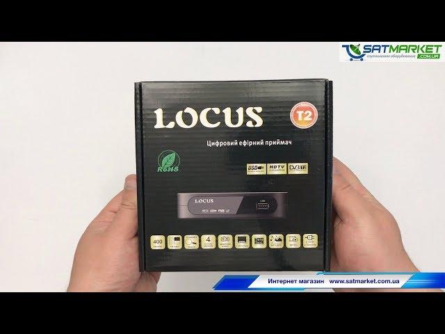 Видео обзор LOCUS T2