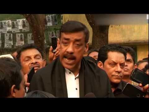 Samim Osman funny speech after narayanganj city corporation election