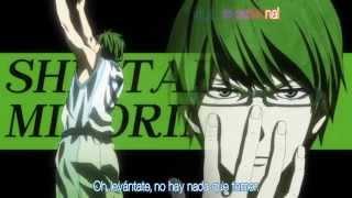 Kuroko No Basket Opening 6 ZERO Sub Español HD