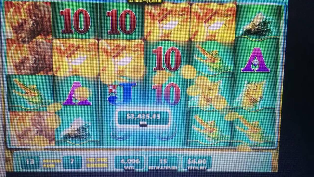 Free Slots Raging Rhino