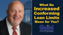 The VA Loan Guy: Conforming Loan Limit Increases