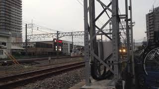西武鉄道9000系9104F 発車シーン