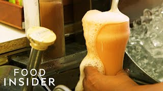 The Best Egg Cream In New York Is Served At An Iconic Bodega | Legendary Eats