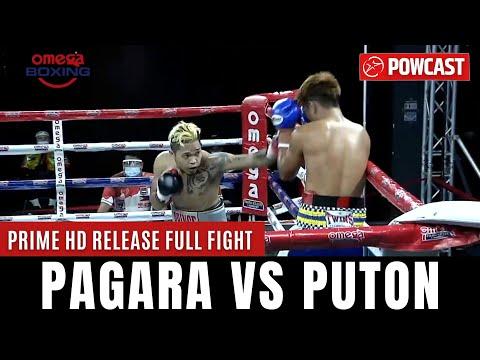 Albert Pagara vs