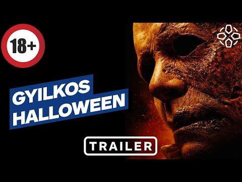 youtube filmek - Gyilkos Halloween - magyar előzetes #1