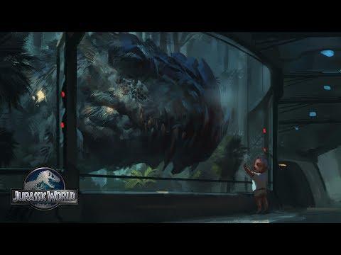Jurassic World Fallen Kingdom - Bigger or Smaller Hybrids?