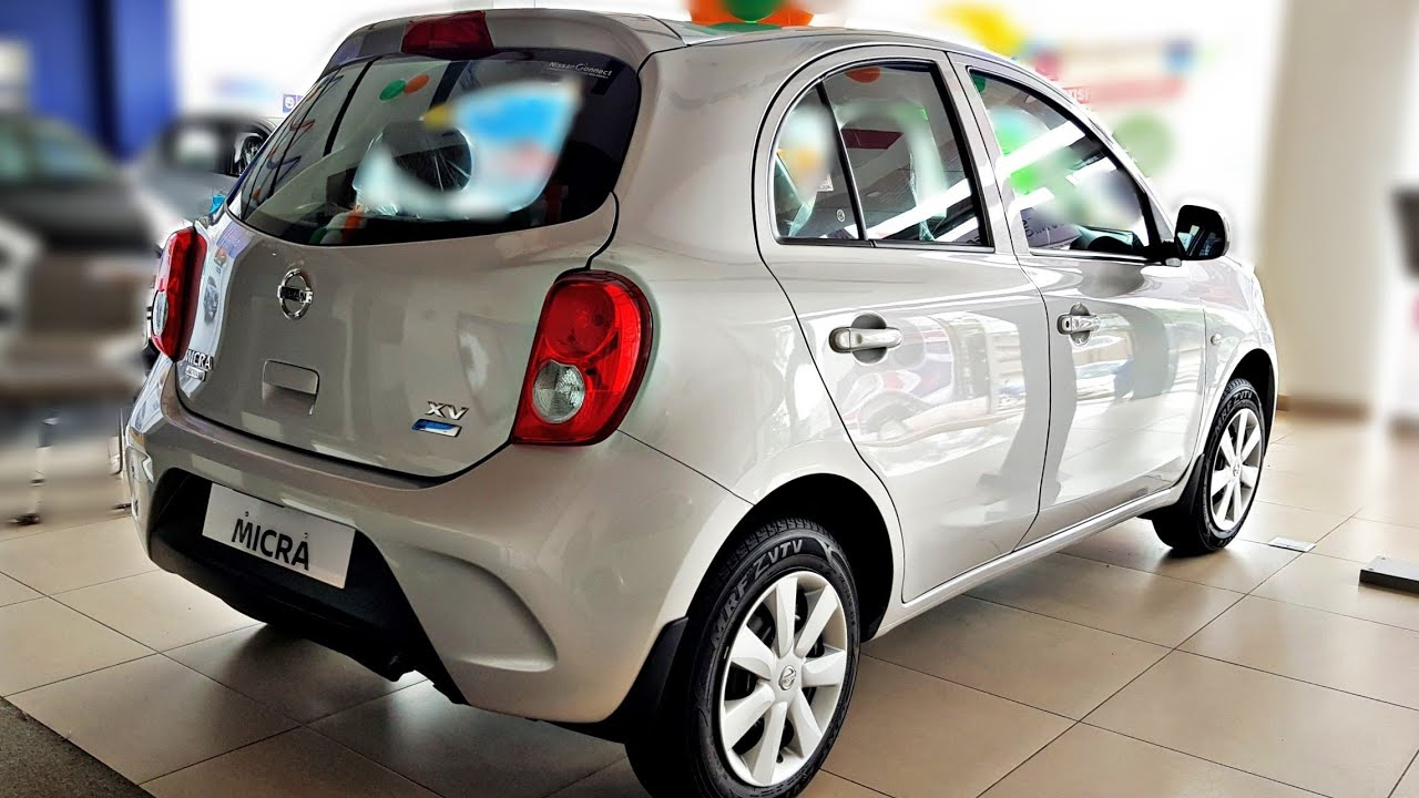 Nissan Micra Active Budget Nissan Price Mileage Features Specs Walkaround Youtube