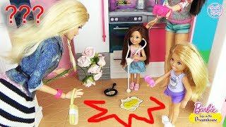Мультик БАРБИ Челси играет с подружкой НОВЫЕ СЕРИИ для детей Play Doll ♥ Barbie Original Toys