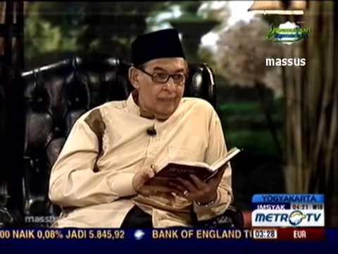 1433H Surat #9 At Taubah Ayat 124-129 - Tafsir Al Mishbah MetroTV 2012
