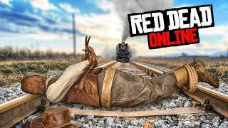 Red Dead Online | Grinding XP & Money For Ability Cards And Future Updates