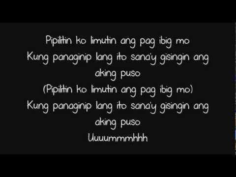 Liezel Garcia - Gisingin ang Puso (Lyric Video)