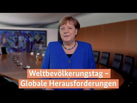 Weltbevölkerungstag - Globale