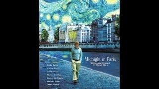 """""""Полночь в Париже"""", Вуди Аллен, фильм"""