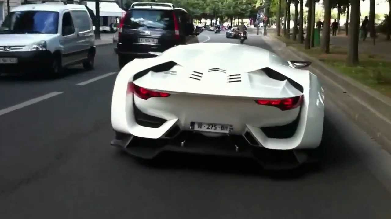 Justin Bieber Driving His Batman Car In France Youtube