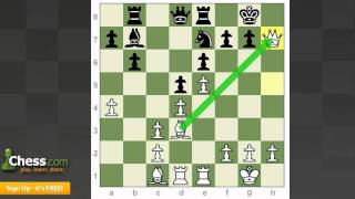 Chess Strategy: How to Finish the Attack!