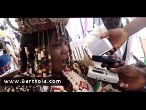 Egedege - Queen Theresa Onuorah Post-Event Interview