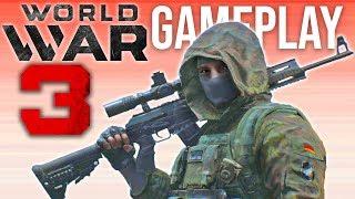 SNIPER GAMEPLAY [PC] World War 3