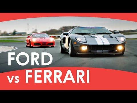 Ford против Ferrari: навещаем героев и гоняем на их наследниках