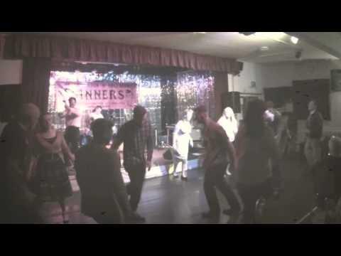 The Fireballs @ Preston Rock N' Roll Club 2014