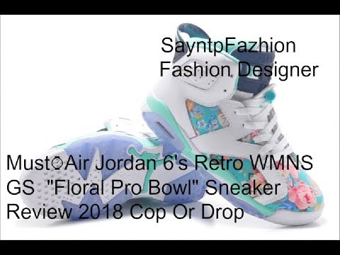d344b86c78ed Must⌚Air Jordan 6 s Retro WMNS GS