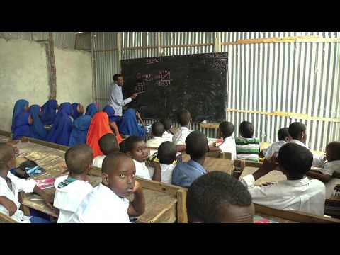 Go 2 School Initiative helps children access education in Somalia