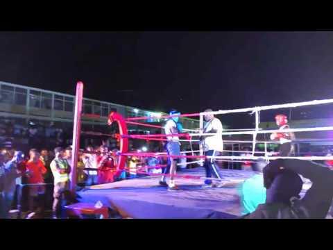 Indec boxing night  Knust