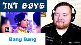 TNT Boys | Bang Bang TNTV version | Jerod M Reaction