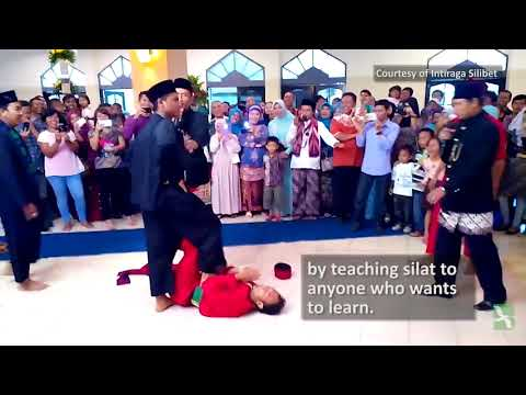 Betawi Culture Blooms in Jakarta Byways