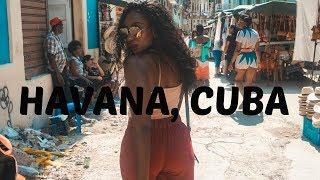 CUBA TRAVEL VLOG PART I | vlogmas