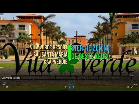 Vila Verde Resort, Sal Santa Maria, Kaapverdië - Ster Reizen