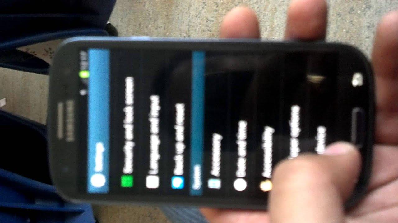 Samsung Galaxy S3 Signal Issues On 3G WCDMA Mode