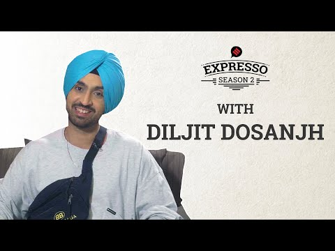 Expresso Season 2: Soorma Movie | Diljit Dosanjh chats with Priyanka Sinha Jha on movies & more