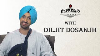 Expresso Season 2: Soorma Movie | Diljit Dosanjh chats with Priyanka Sinha Jha on movies & more