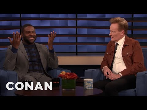 Conan Wants To Go To Ghana With Sam Richardson - CONAN on TBS