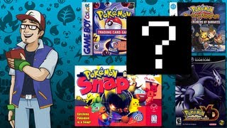 Top 10 Pokémon Spin-Off Games